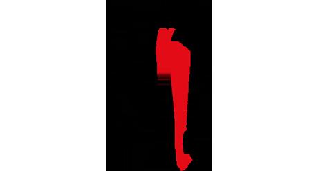 Ilustração mostrando o movimento de pronação