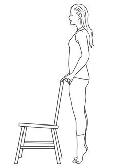 tendinite calcaneo exercicio alongamento