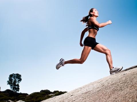 tenis ideal corrida caminhada esporte exercicio atividade