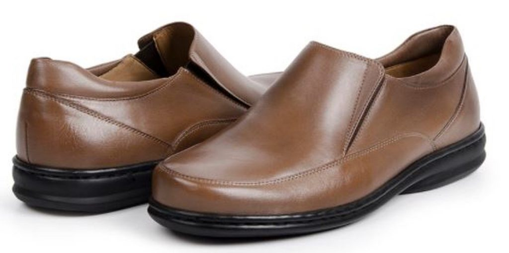 Sapato Masculino Sob Medida Pés Sem Dor